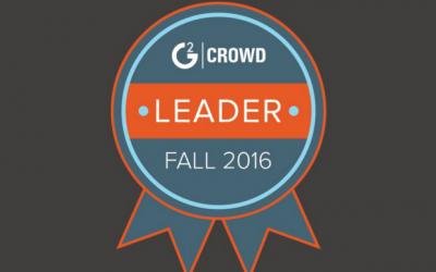 FileMaker als Sieger des G2 Crowd's Grid ausgezeichnet