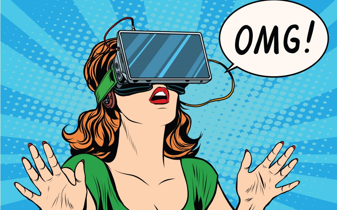 Neuer Artikel online: Augmented & Virtual Reality