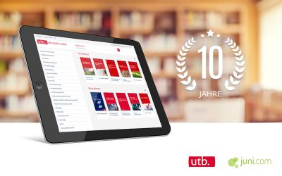 10 Jahre utb-studi-e-book