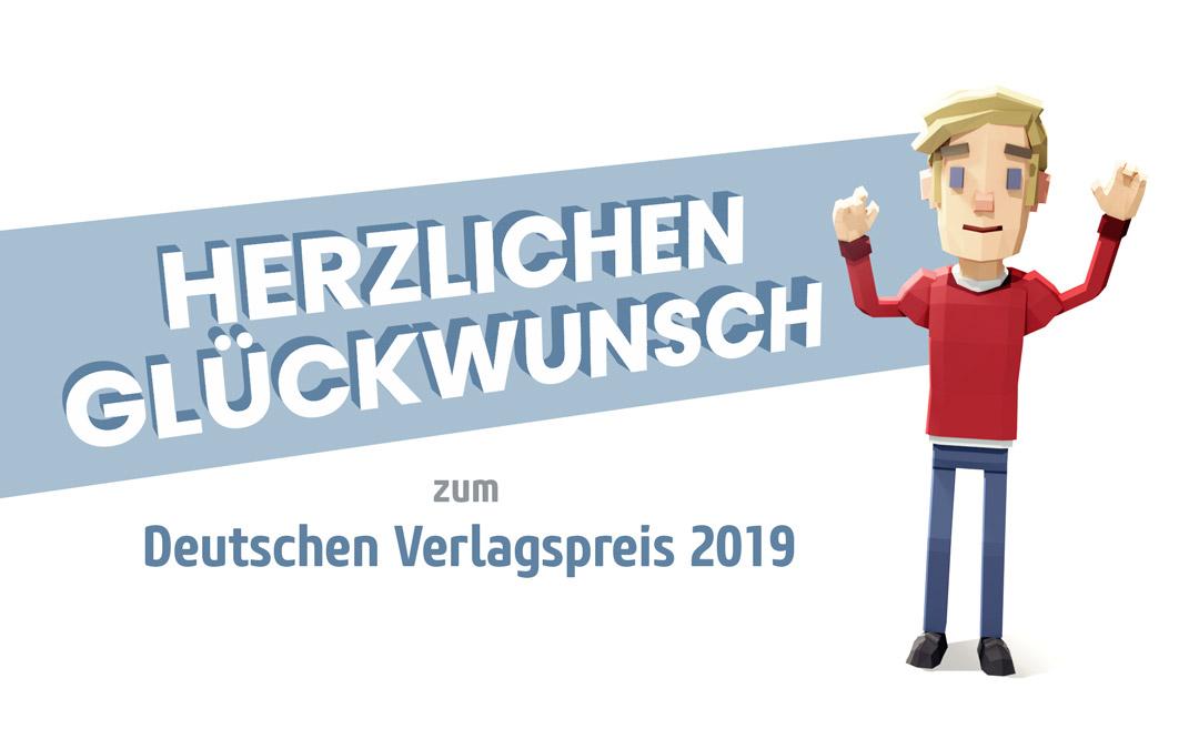 Deutscher Verlagspreis 2019