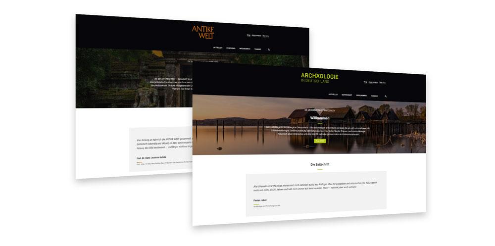 Projektbericht: Relaunch des Webshops und Content-Seiten bei wbg-Zeitschriften