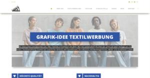 Grafik Idee Website